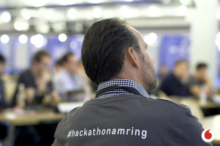 Impressionen Hackathon am Ring 2018