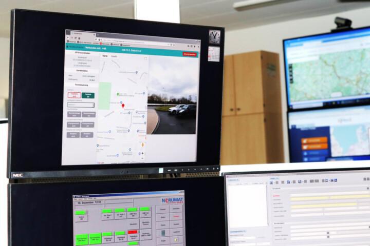 Foto (Lahn-Dill-Kreis): »EmergencyEye« Notruf mit GPS-Ortung und Live-Videoübertragung.