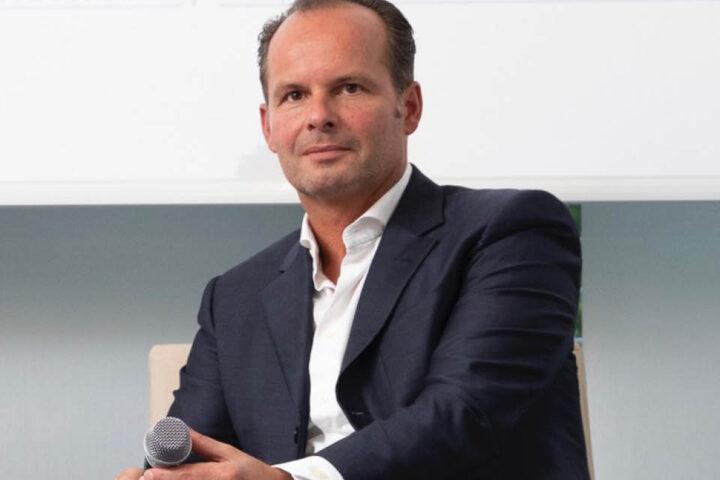 Guenther Huhle, Gründer der Corevas GmbH und Co.KG