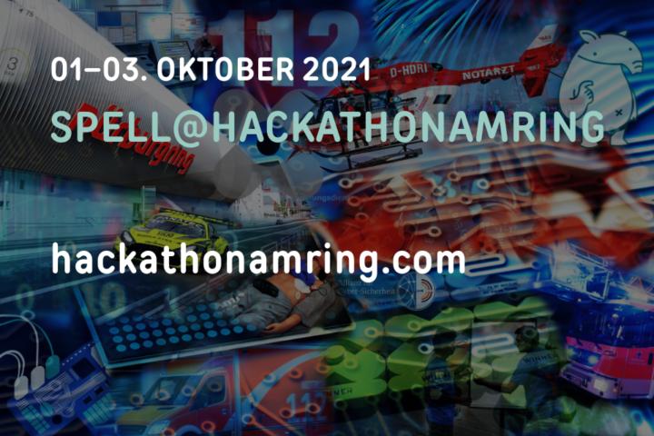 SPELL@Hackathonamring vom 01.–03. Oktober 2021, Nürburgring