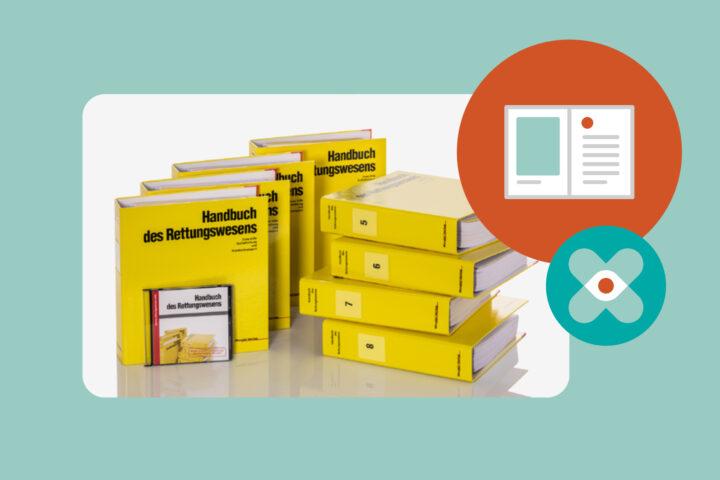 EmergencyEye wurde in das Standardwerk »Handbuch des Rettungswesens« mit der Ergänzungslieferung 04/2021 aufgenommen.