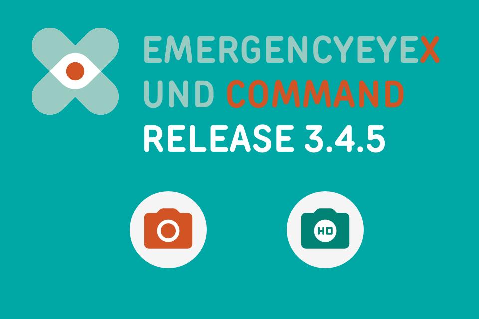 EmergencyEyeX und COMMAND Release 3.4.5